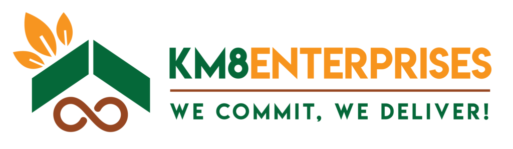 km8enterprises logo